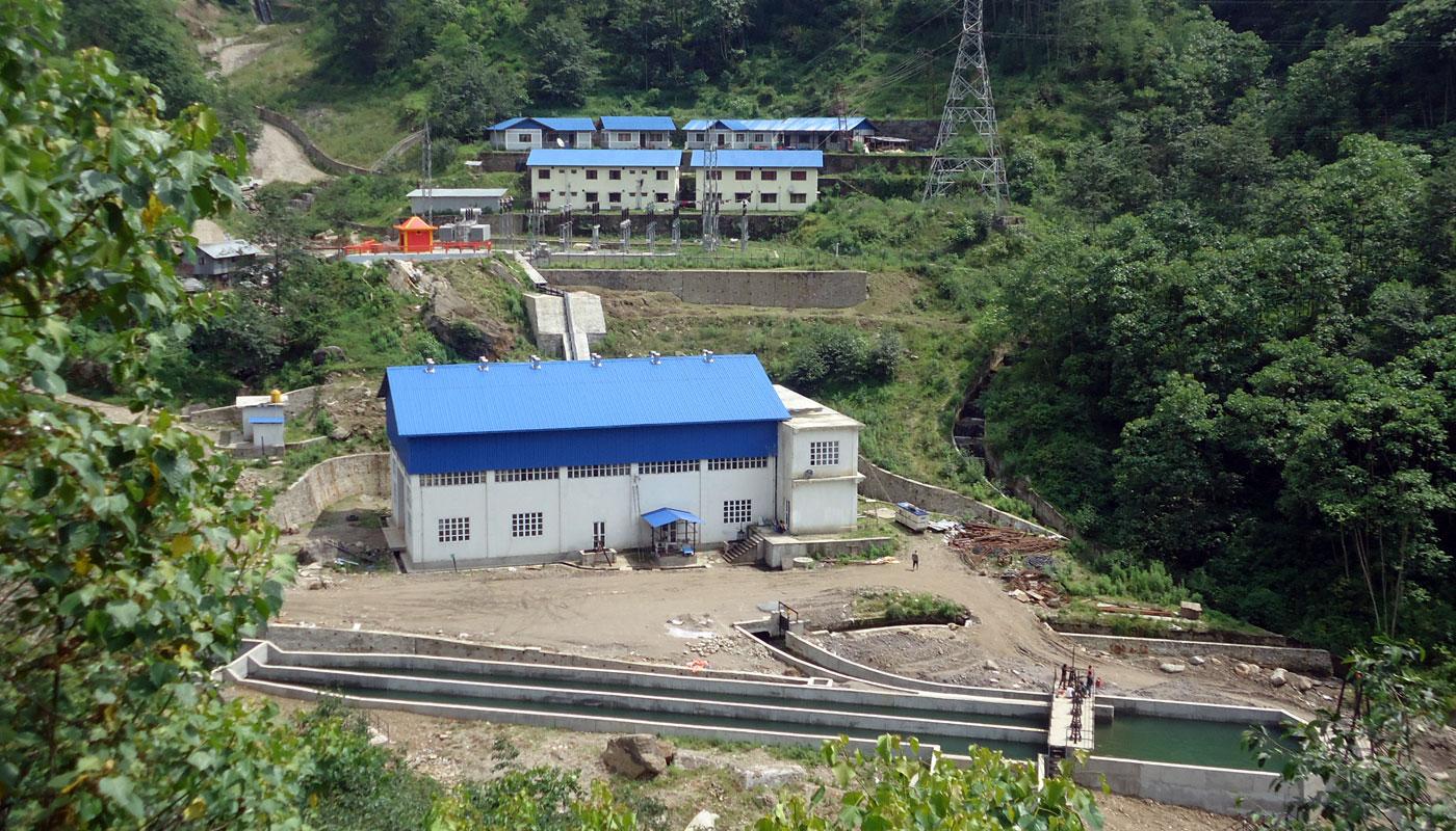 Panchakanya Mai Hydropower Limited